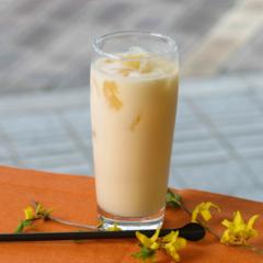 桃酢(柿酢)のシェイク